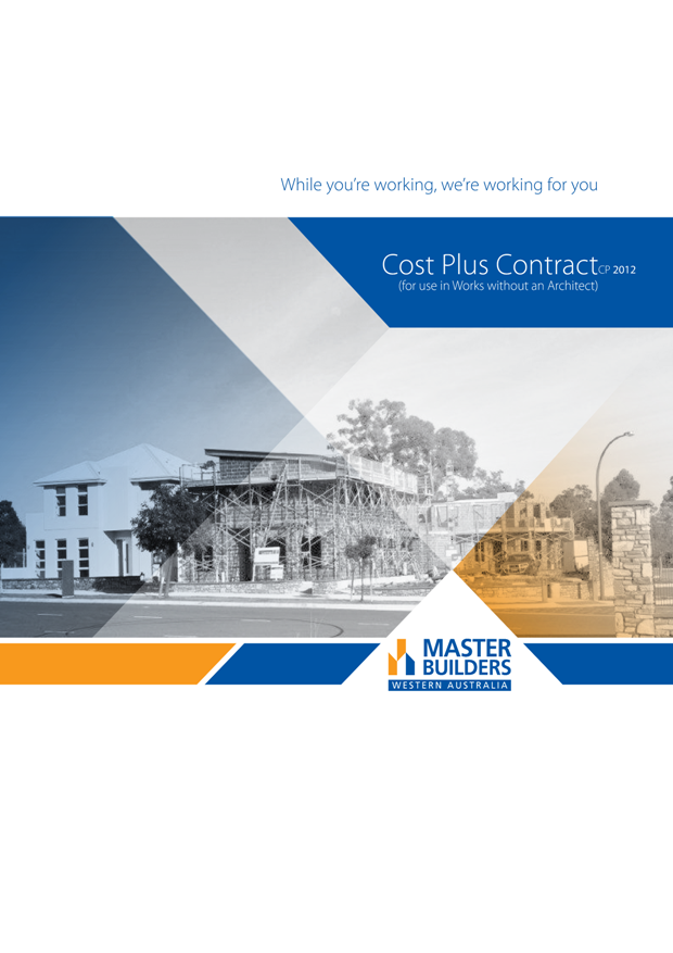 Cost Plus Contract Cp 2016 Minimum Purchase 2 Master