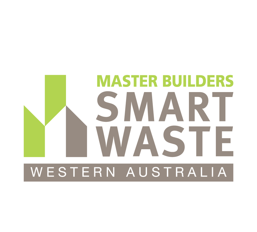 Master Builders wa Logo Smart Waste