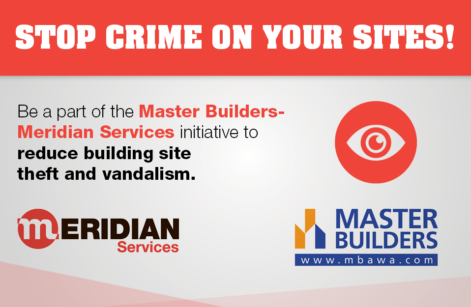 Building Site Crime Initiative