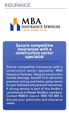 Master Builders Savings-Insurance